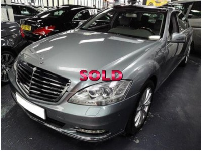 MERCEDES-BENZ S350L FACELIFE